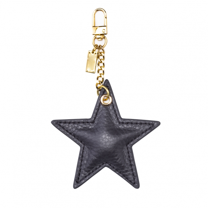 leather star shape accessories
